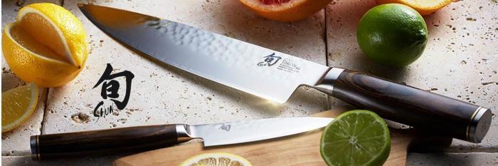 kai knives Shun, Wasabi, the best japanese kitchen knives