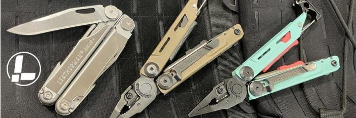 Pinze e coltelli multiuso - Leatherman - Victorinox