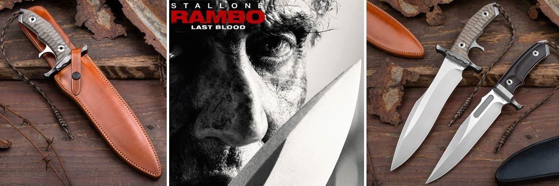 Rambo 5 knives