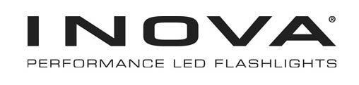inova, inova brand, inova logo, inova flashlight
