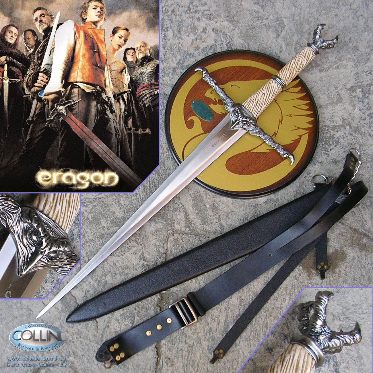 Eragon, The Sword of Durza  Eragon, The Swo...