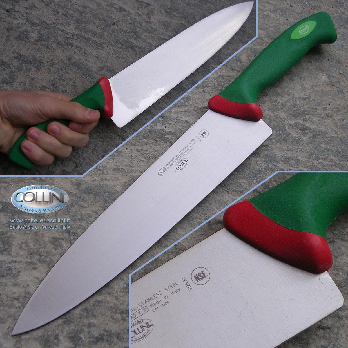Sanelli kitchen knife 30cm kitchen knife - Coltelli da cucina professionali ...