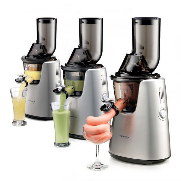 Slow Juicer Kuvings Test : Kuvings - Kuvings Whole Slow Juicer C9500 - White
