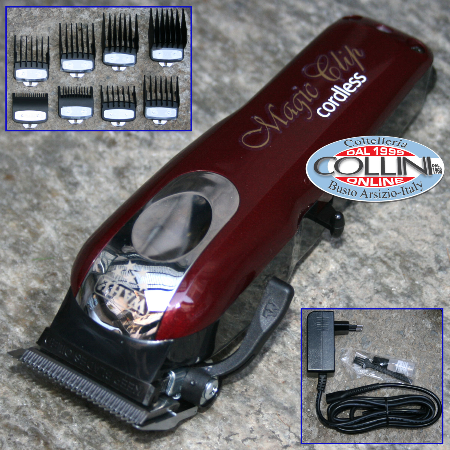 Wahl 5 Star Series Cordless Magic Clip Professional