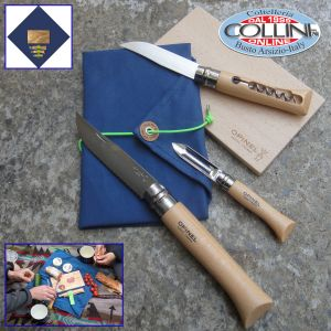 Opinel - N° 8 Outdoor Yellow - coltello