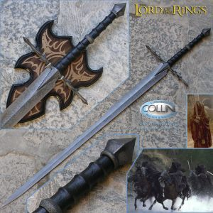 United - The Lord of The Rings - Spada dei Nazgul - UC1278 - Ringwraiths Sword