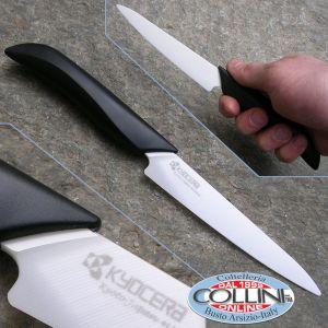 Kyocera - coltello Ceramica Kyo Fine White Tomato Knife FK-125 coltello ceramica