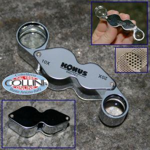 Konus - Contafili dual lens