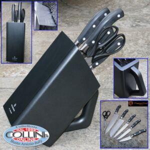 Victorinox - Ceppo Coltelli Forgiati Masterchef - V772436S1MC