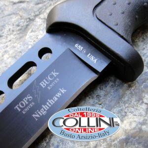 Buck - Tops - Short Nighthawk 0655BKSTP - coltello