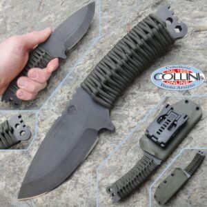 Medford Knife and Tools - NAV-T Tactical Black - coltello
