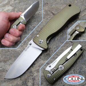 Lion Steel - SR-2A GS - Ergal Verde - coltello