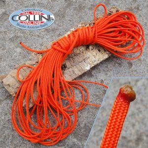 Original USA, Paracord, Rescue, Orange, 15 metri, accessori coltelli