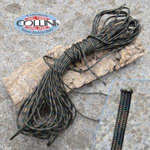 Original USA - Paracord Woodland Camo - 15 metri - accessori coltelli