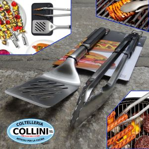 Oxo - Grilling Tongs and Turner Set