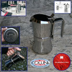 Giannini - 1 cup coffee maker new version