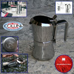 Giannini - 3 cups Coffee Maker - induction new version