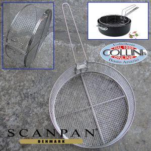 ScanPan - Maitre 'D Copper Covered Mini Saucepan, 0.6 L, Metallic