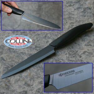 Kyocera, Ceramica Kyo Fine Black, Micro Utility Knife cm. 12,5
