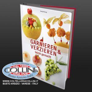 Triangle - Book Garnieren & Verzieren - vegetable carving - IN GERMAN