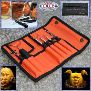 Triangle - Carving Loop Tool Set - Special - 8-piece - 4