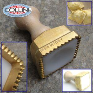 Made in Italy - Stampo rettangolare stella cm. 4,5 x 5,5