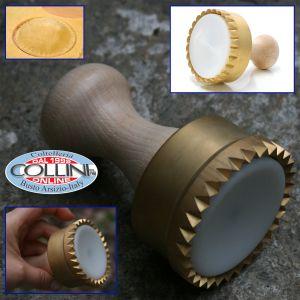 Made in Italy - Stampo extra a stella per ravioli/biscotti cm. 6,5 (