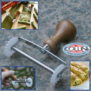 Made in Italy -Cannelloni cutter