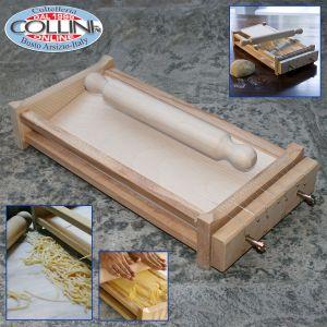 Made in Italy - Set chitarra per spaghetti con rullo cm.32 (articoli casa)