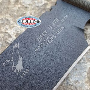 Tops - B.E.S.T. - Black Eagle Strike Team coltello