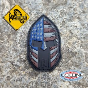 Maxpedition - Morale Patch - Stars and Stripes Spartan - Gadget