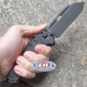 Wander Tactical - Hurricane Folder - Black - coltello chiudibile