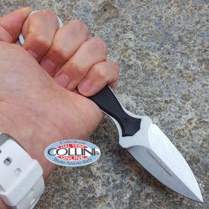 Maserin - Neck Knife - Tanto Black - Design by Russ Kommer - 921/T - coltello