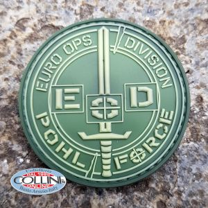 Pohl Force - Morale Patch - Euro Ops Division Gen2 Glow Green - Gadget