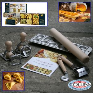 Made in Italy - Ravioli & Tortellini startet set (articoli casa)