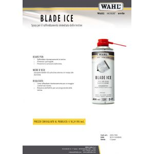 Wahl - Blade Ice - Spray Clipper Oil