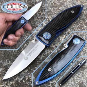 Boker - Carbone by Michael Walker - 112075 - coltello