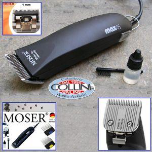 Moser - Max 45 - Tosatrice elettrica per animali professionale 1245 45W - tosatrice