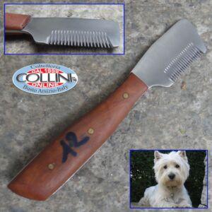 FURminator spazzola per animali extra small size a pelo corto