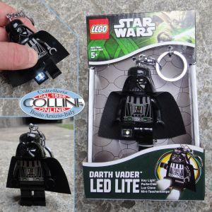 LEGO, Star Wars, Portachiavi LED, Darth Vader, torcia a led