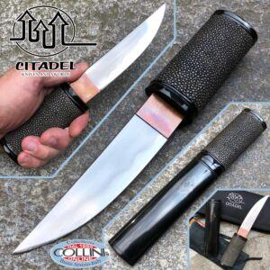 Citadel - Japanese Aikuchi - Special Salamander - coltello artigianale