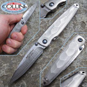 Mcusta - Tsuchi Damasco Japan - MC-0034D - coltello