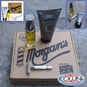 Morgan's - SET LONDON SHAVING - Made in UK