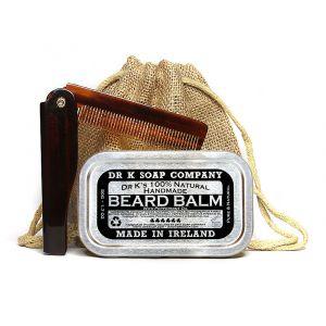 Dr K Soap Company - BEARD BALM LEMON 'N LIME  - Made in Ireland