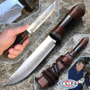 Takeshi Saji - Sannomaru knife - Coltello Artigianale
