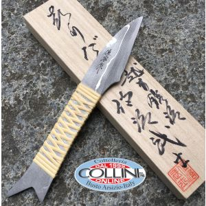 Takeshi Saji, Kiridashi Seiryu, Coltello Artigianale