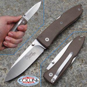 Lion Steel - Opera - Sand G10 - 8800SN - coltello