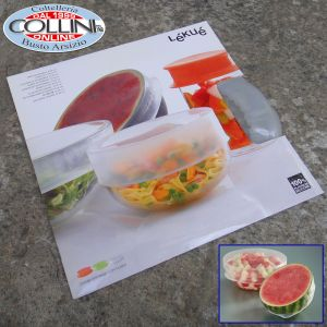 Lékué - Coperchio estensibile in silicone maxi - cucina (articoli casa)