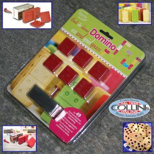 Stadter - Timbri per biscotti Domino (articoli casa)