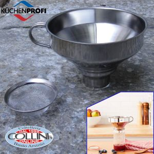 Kuchenprofi - Jam Funnel with strainer
